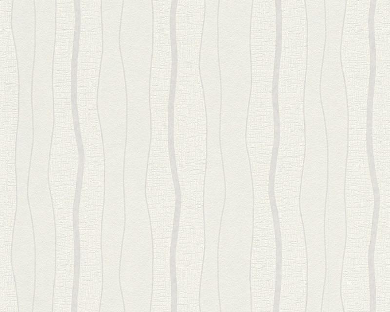 Moderní tapeta OK 7 96226-3 | 0,53 x 10,05 m (Vliesová tapeta - šedá, smetanová)