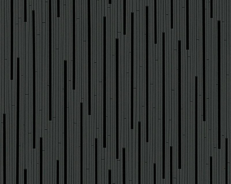 Moderní tapeta OK 7 30226-4   0,53 x 10,05 m (Vliesová tapeta - šedá, černá)