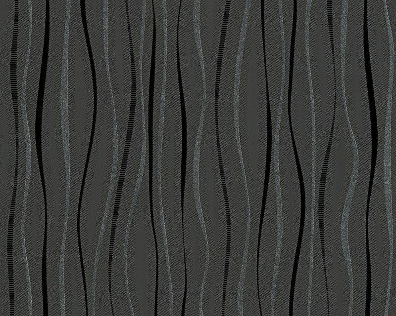 Vinylová tapeta Dimex 95879-2 (Černá tapeta | 0,53 x 10,05 m)