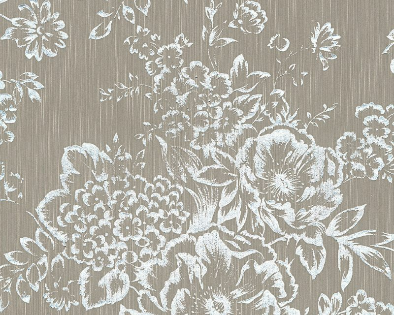 A.S. Création tapeta Metallic Silk 30657-4 | 0,53 x 10,05 m