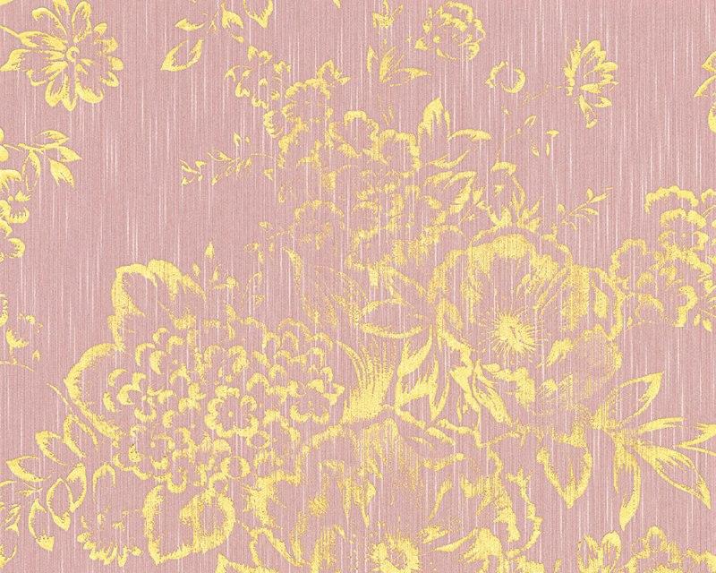 A.S. Création tapeta Metallic Silk 30657-5 | 0,53 x 10,05 m