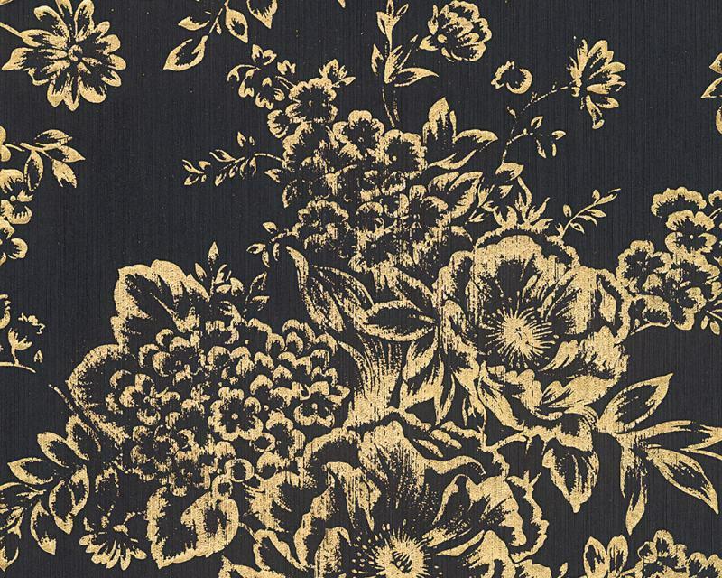 A.S. Création tapeta Metallic Silk 30657-7 | 0,53 x 10,05 m