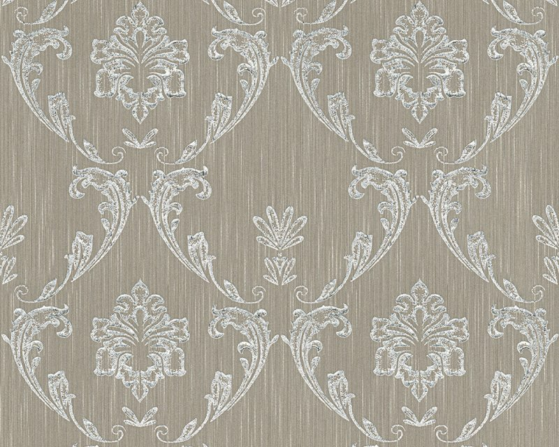 A.S. Création tapeta Metallic Silk 30658-3 | 0,53 x 10,05 m