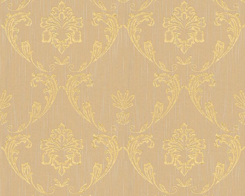 A.S. Création tapeta Metallic Silk 30658-4 | 0,53 x 10,05 m