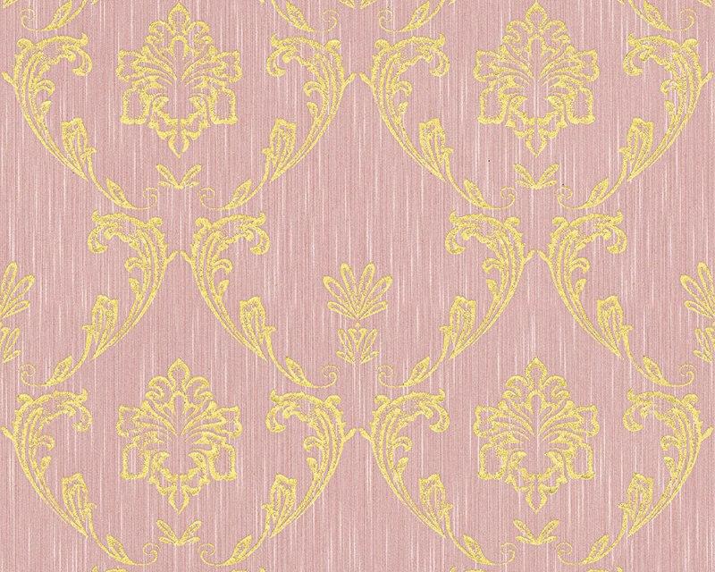 A.S. Création tapeta Metallic Silk 30658-5 | 0,53 x 10,05 m
