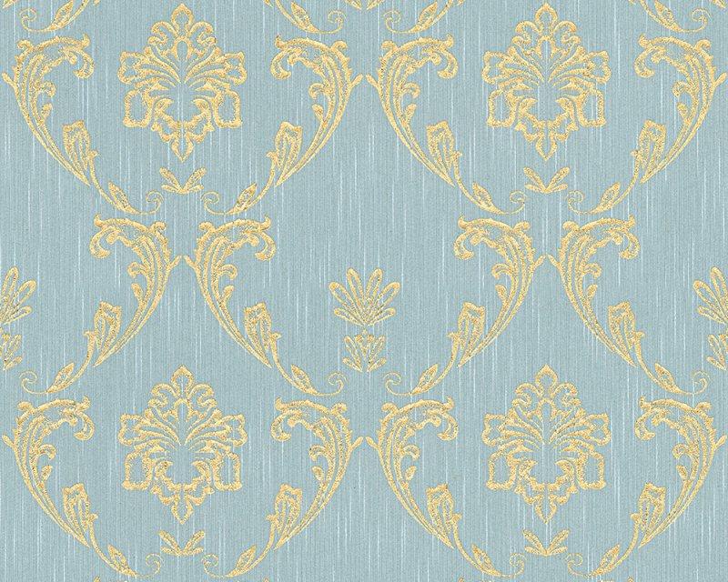 A.S. Création tapeta Metallic Silk 30658-6 | 0,53 x 10,05 m