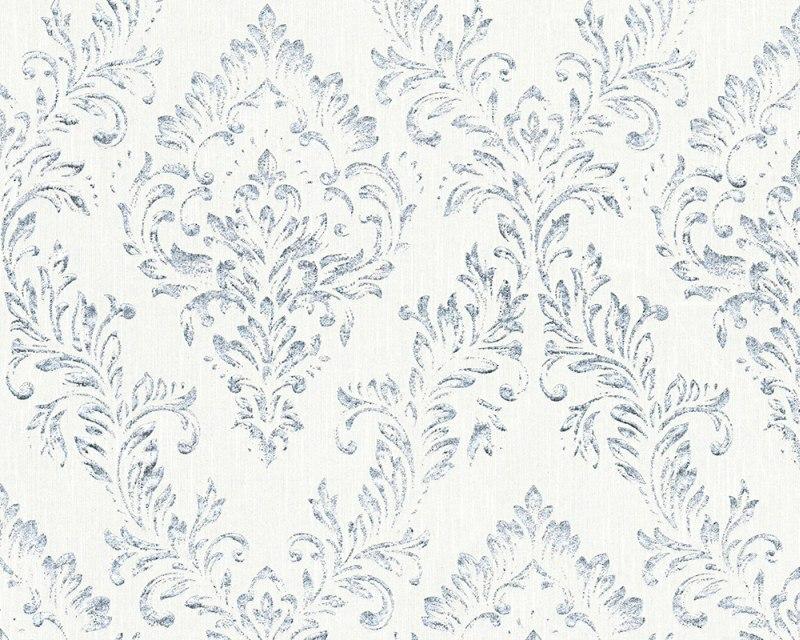 A.S. Création tapeta Metallic Silk 30659-1 | 0,53 x 10,05 m