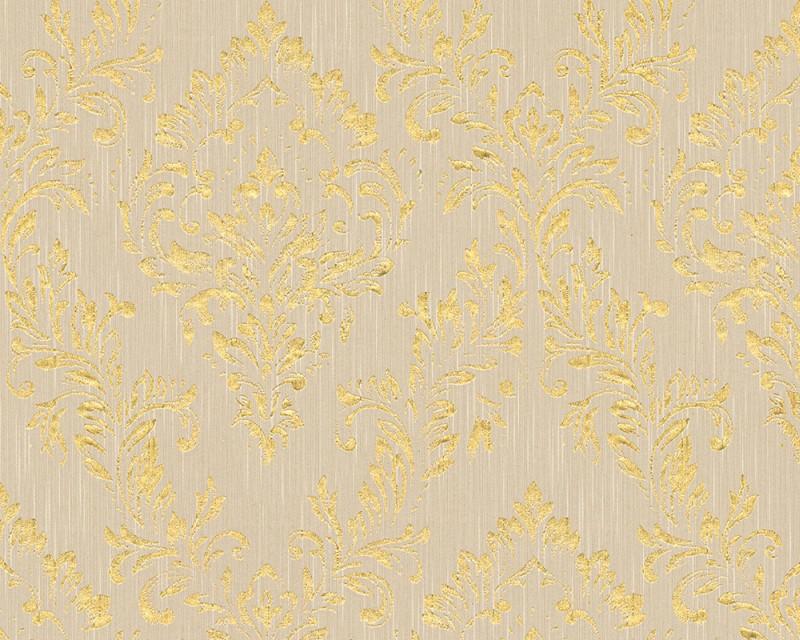 A.S. Création tapeta Metallic Silk 30659-2 | 0,53 x 10,05 m