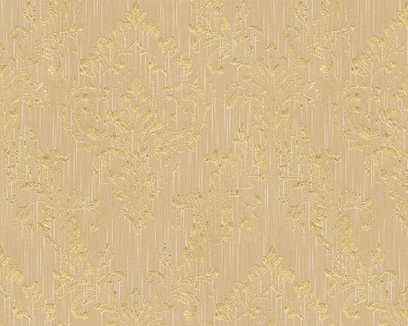 A.S. Création tapeta Metallic Silk 30659-4 | 0,53 x 10,05 m