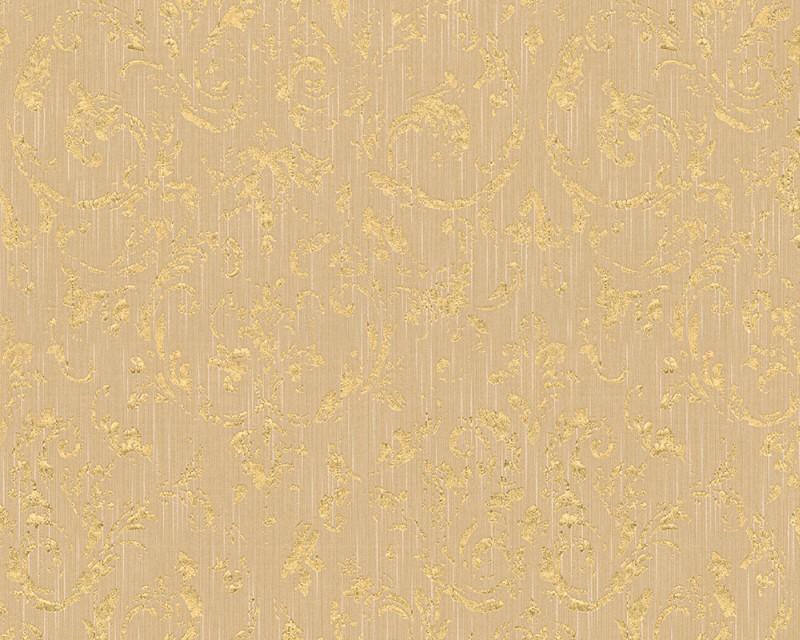 A.S. Création tapeta Metallic Silk 30660-3 | 0,53 x 10,05 m