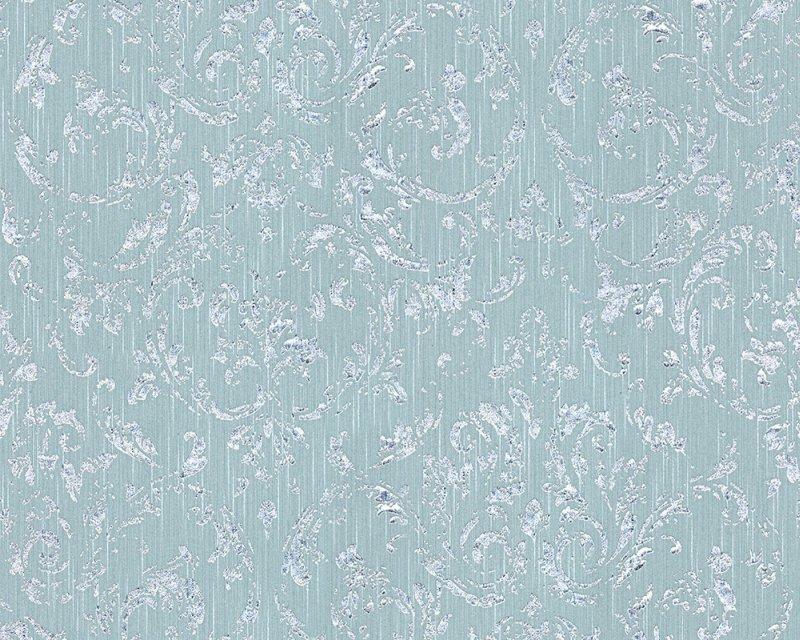 A.S. Création tapeta Metallic Silk 30660-5 | 0,53 x 10,05 m