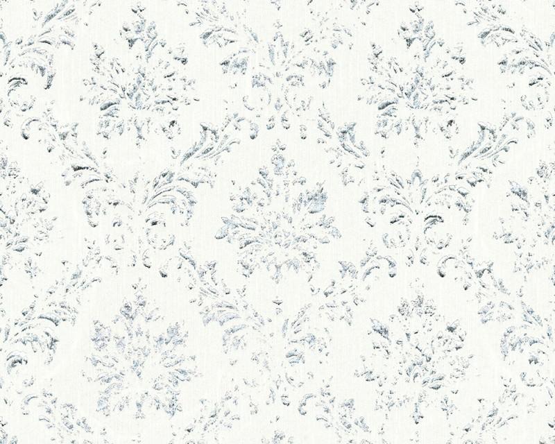 A.S. Création tapeta Metallic Silk 30662-1 | 0,53 x 10,05 m