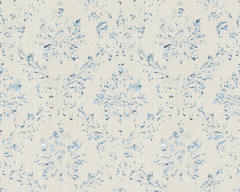 A.S. Création tapeta Metallic Silk 30662-2 | 0,53 x 10,05 m