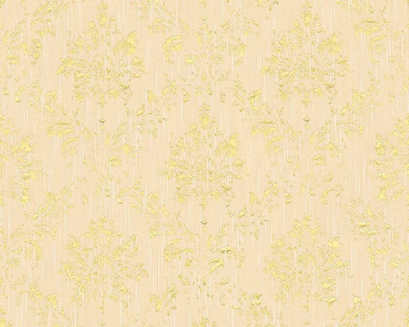 A.S. Création tapeta Metallic Silk 30662-3 | 0,53 x 10,05 m