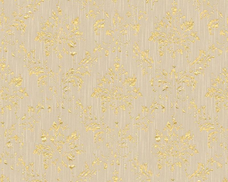 A.S. Création tapeta Metallic Silk 30662-4 | 0,53 x 10,05 m