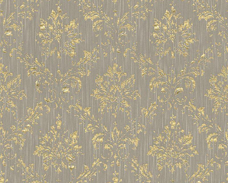 A.S. Création tapeta Metallic Silk 30662-5 | 0,53 x 10,05 m