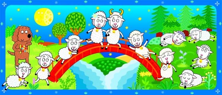 Dětská fototapeta na zeď FT527 (Fototapeta pro děti)