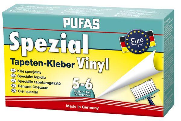 Lepidlo na tapety Pufas Euro Vinyl 200g (Pro vinylové a papírové tapety)