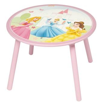 Dětský stoleček Princezny (Dřevěný stoleček pro děti)