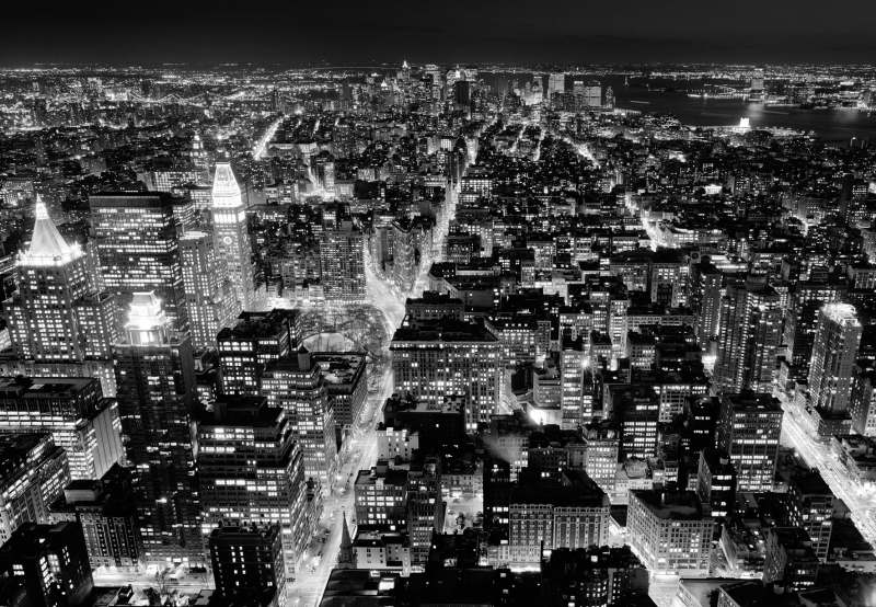 Fototapeta W+G Midtown New York 366 x 254 cm 141 (8-dílná fototapeta | 366 x 254 cm)