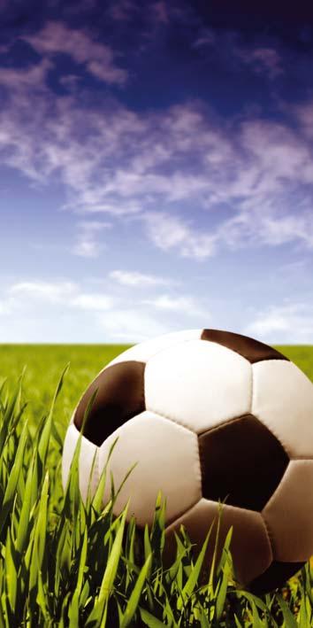 Samolepicí fototapeta Fotbal D026 (Fototapeta na dveře 95 x 210 cm)
