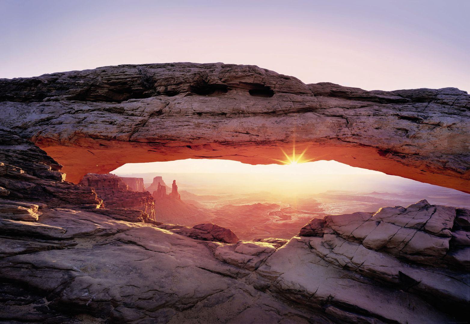 Fototapeta Arc Canyon 8-521 (8-dílná fototapeta)