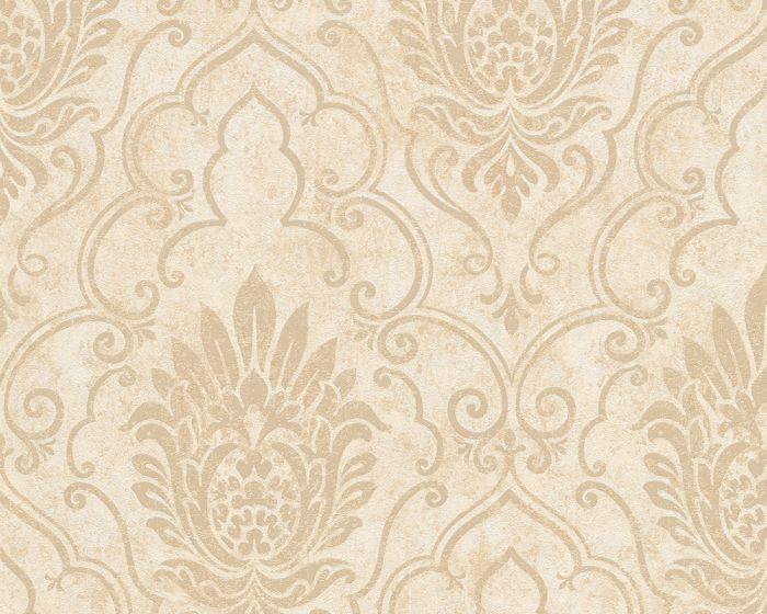 Vliesové tapety Bohemian 9453-10 (Krémová tapeta)