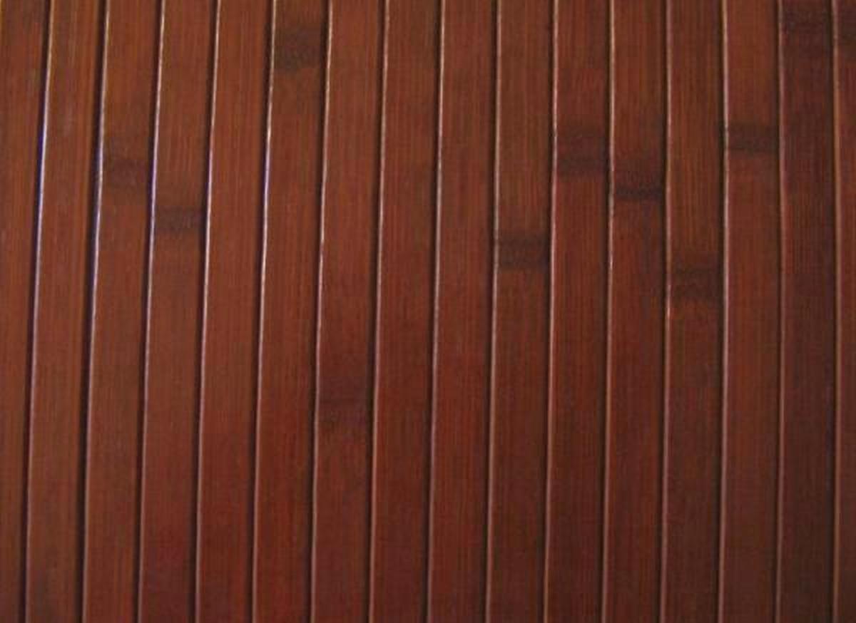 Bambusový obklad BENIN - šíře 1 m (100% bambus)