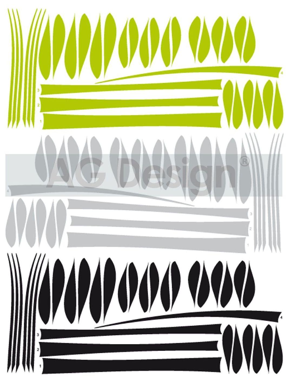 Samolepicí dekorace Bambus F0412 (Dekorativní nálepka 65 x 85 cm)