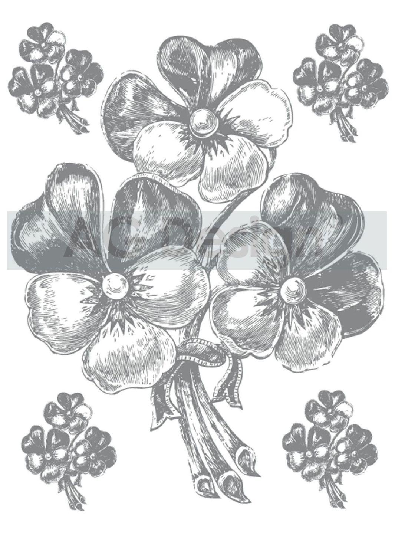 Samolepicí dekorace Elasto F0458 (Dekorativní nálepka 65 x 85 cm)