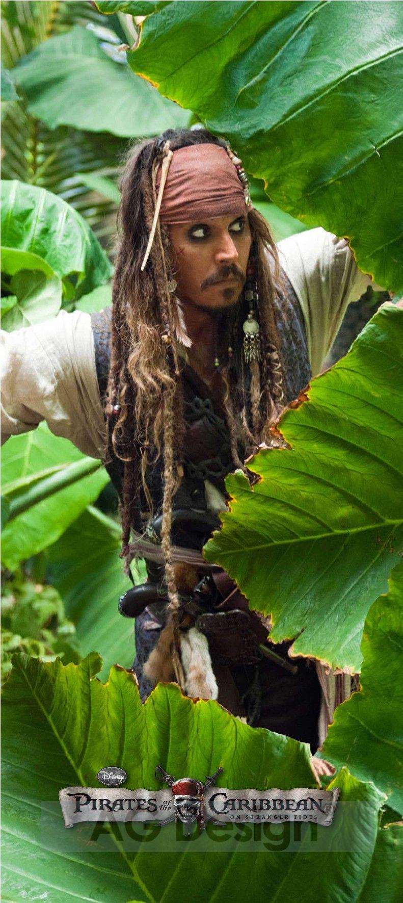 Fototapeta Piráti z Karibiku 0269 (1-dílná papírová tapeta)