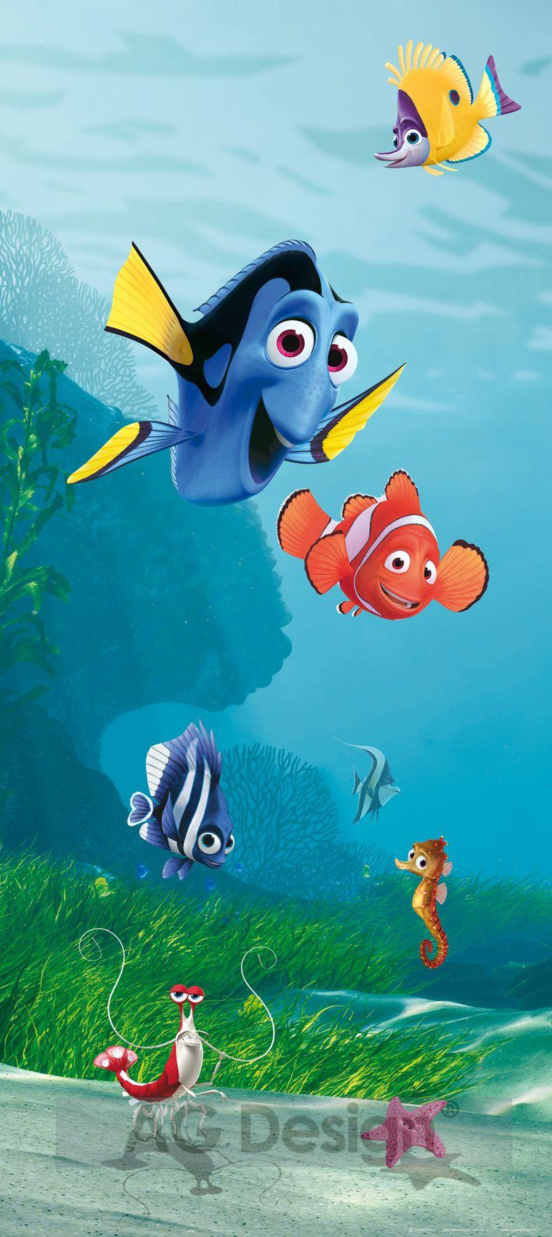 Fototapeta Hledá se Nemo FTDV1808 (1-dílná papírová tapeta)