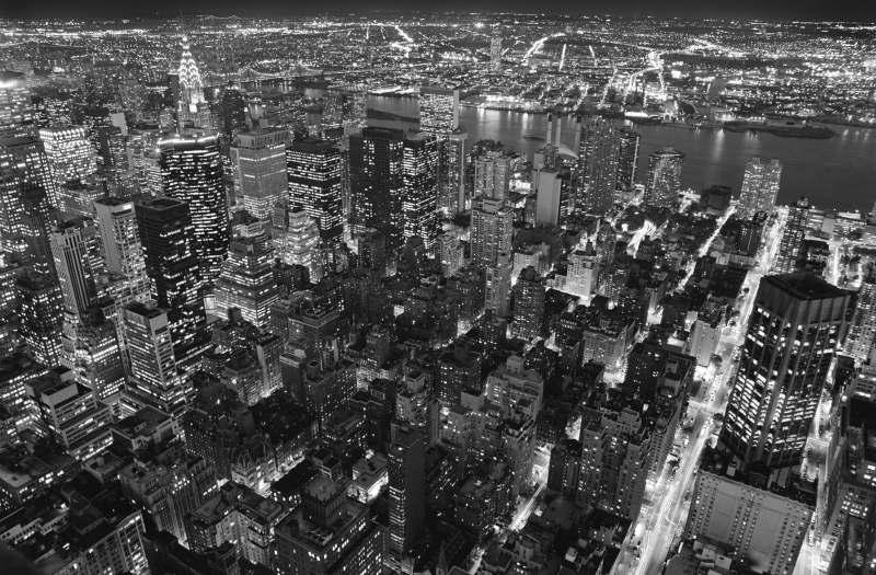Plakát W+G Midtown New York 115 x 175 cm 626 (Papírový plakát Gian Art)