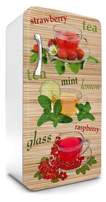 Fototapeta na lednici Tea 65 x 120 cm FR120-021