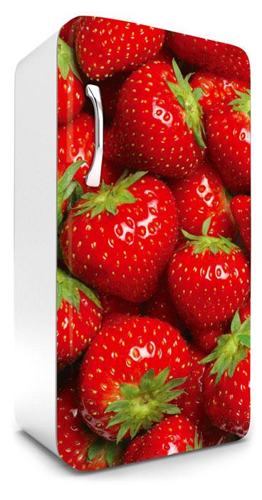 Fototapeta na lednici Strawberry 65 x 120 cm FR120-022