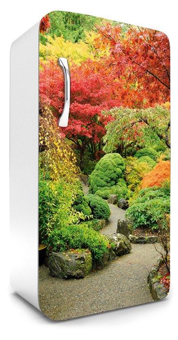 Fototapeta na lednici Garden 65 x 120 cm FR120-029