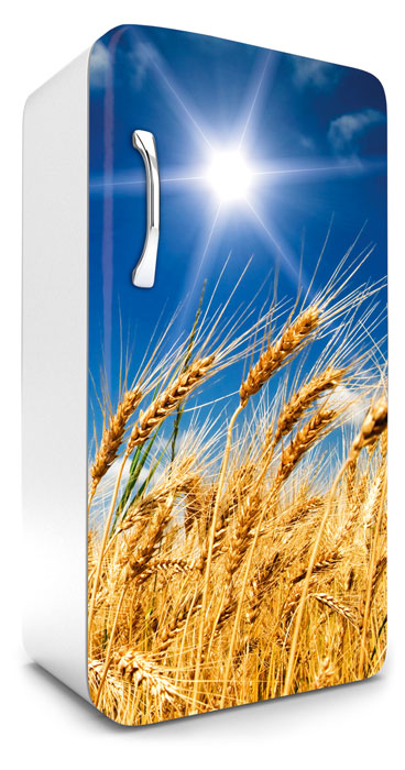 Fototapeta na lednici Wheat Field 65 x 120 cm FR120-030