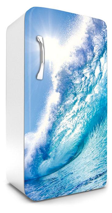Fototapeta na lednici Wave 65 x 120 cm FR120-033