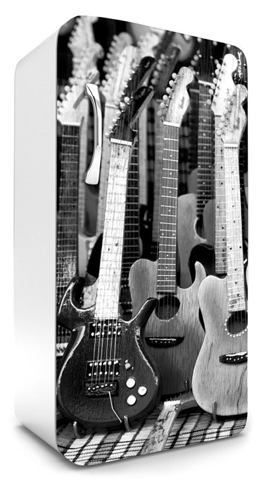 Fototapeta na lednici Guitar 65 x 120 cm FR120-035