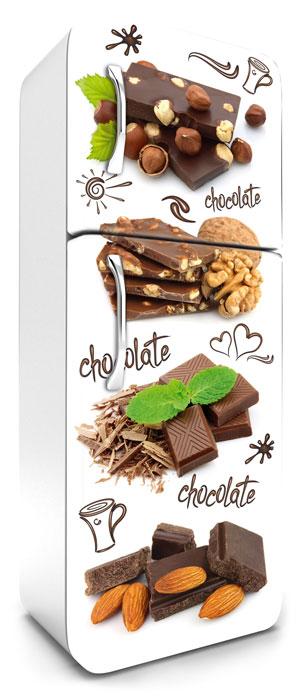 Fototapeta na lednici Chocolate 65 x 180 cm FR180-019