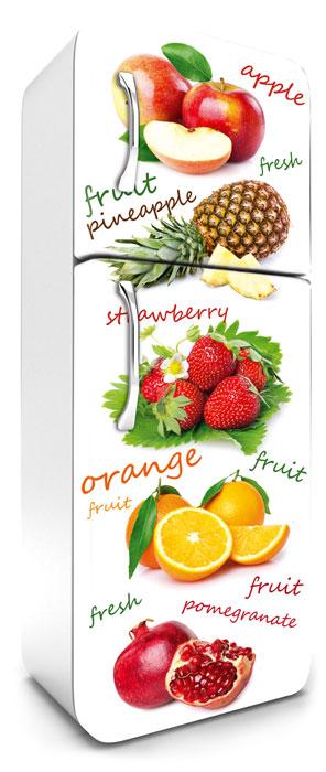 Fototapeta na lednici Fruit Mix 65 x 180 cm FR180-020