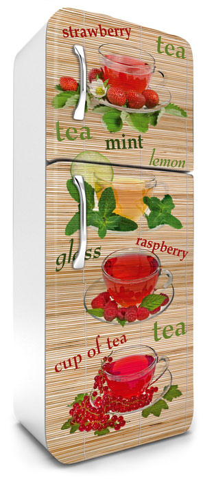 Fototapeta na lednici Tea 65 x 180 cm FR180-021