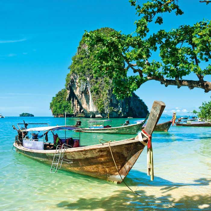 Fototapety na podlahu Dimex Thailand FL170-027 170x170 cm (2-dílná laminovaná fototapeta)