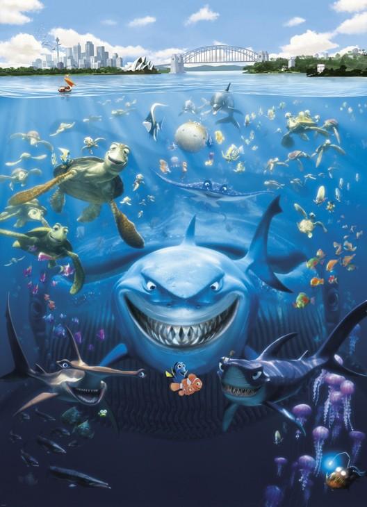 KOMAR fototapeta 4-406 Hledá se Nemo | 184 x 254 cm