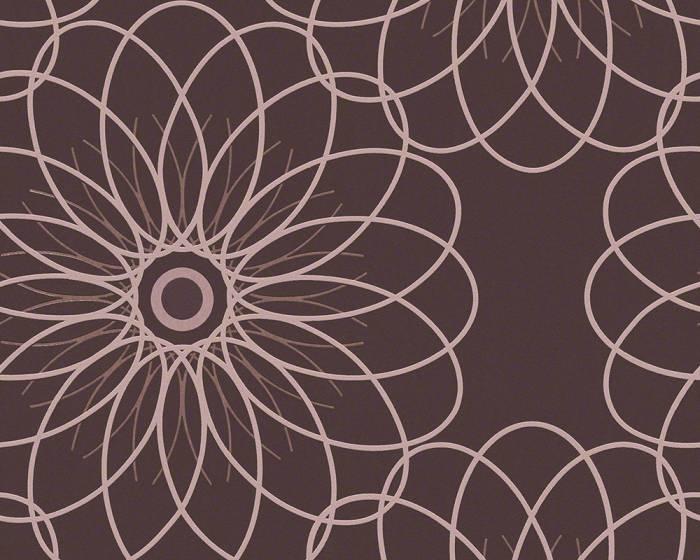 Tapeta na zeď Raffi 94022-4 (Hnědá tapeta)
