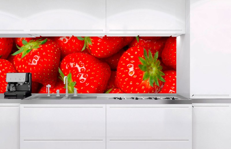 Fototapeta na linku Strawberry 180 x 60 cm KI180-025