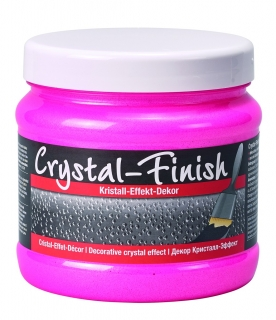 Pufas Crystal Finish Neon Pink 750g