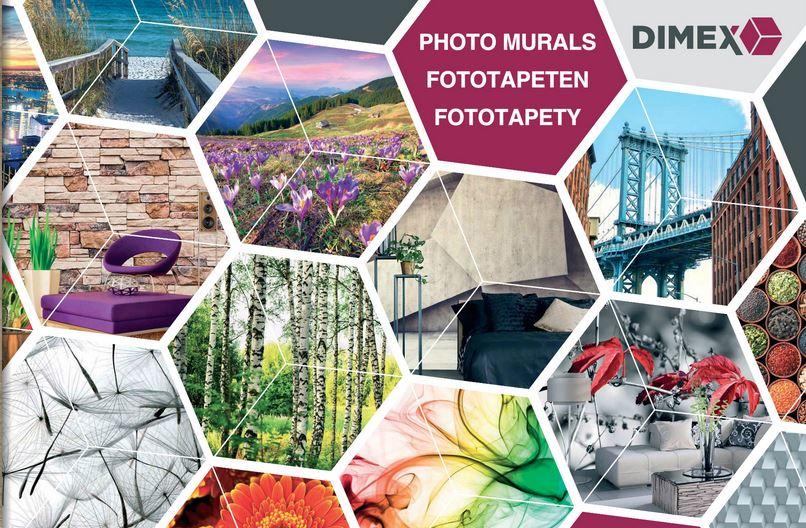 Vliesové fototapety Dimex